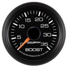 Auto Meter GM Factory Match Boost 0-35PSI (Mechanical)