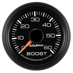 Auto Meter GM Factory Match Boost 0-60PSI (Mechanical)
